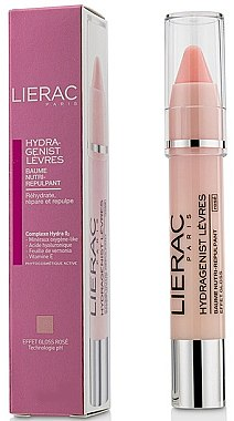 Балсам за устни, розов - Lierac Hydragenist Lip Balm