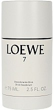 Парфюмерия и Козметика Loewe 7 Loewe - Стик дезодорант