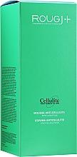 Парфюмерия и Козметика Антицелулитен мус за тяло - Rougj+ Cellulite Anticellulite Foam