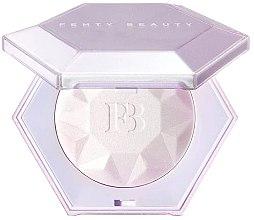 Парфюмерия и Козметика Компактен хайлайтър - Fenty Beauty By Rihanna Diamond Bomb II All-over Diamond Veil