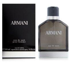 Парфюми, Парфюмерия, козметика Giorgio Armani Eau de Nuit - Тоалетна вода