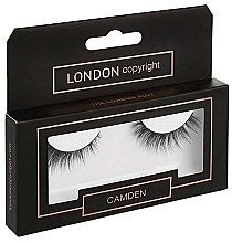 Парфюмерия и Козметика Изкуствени мигли - London Copyright Eyelashes Camden
