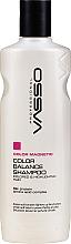 Парфюмерия и Козметика Шампоан за боядисана коса - Vasso Professional Color Balance Shampoo