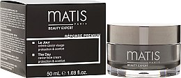Парфюми, Парфюмерия, козметика Антистрес крем за лице - Matis Reponse Premium Le Jour Face Cream