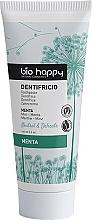 Парфюмерия и Козметика Паста за зъби с екстракт от мента - Bio Happy Neutral&Delicate Toothpaste Mint Flavor