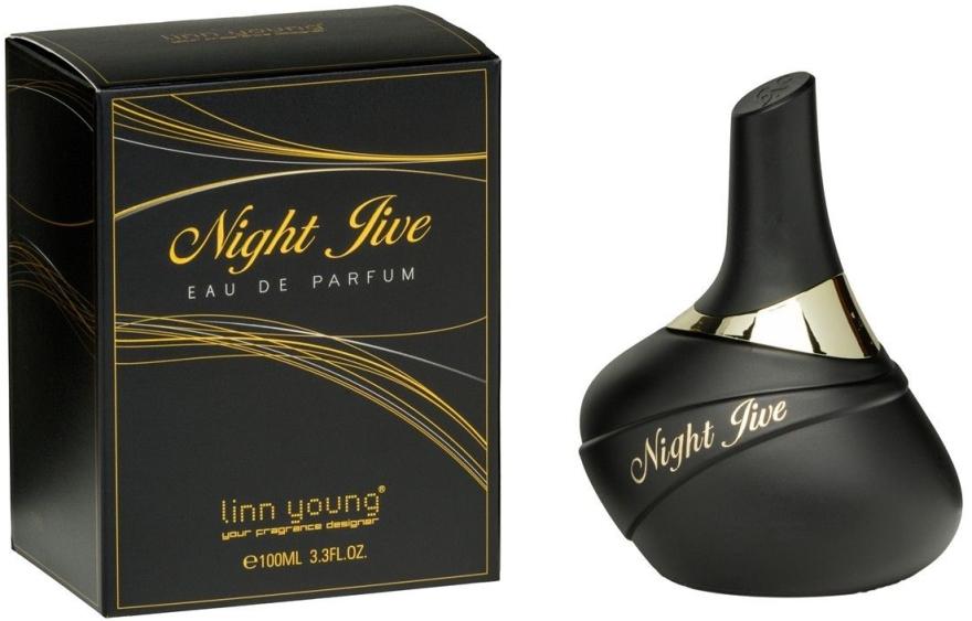 Linn Young Night Jive - Парфюмна вода