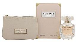 Парфюмерия и Козметика Elie Saab Le Parfum - Комплект (edp/50ml + bag)