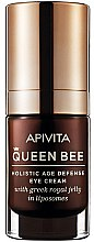 Парфюми, Парфюмерия, козметика Околоочен крем с пчелно млечице в липозоми - Apivita Queen Bee Holistic Age Defence Eye Cream