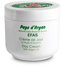 Парфюмерия и Козметика Дневен крем за лице - Efas Day Cream With Argan Oil
