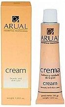 Парфюмерия и Козметика Крем за ръце - Arual Rose Hand Cream