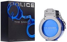 Парфюми, Парфюмерия, козметика Police The Sinner Love The Excess Man - Тоалетна вода