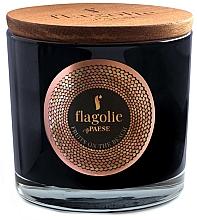 """Парфюмерия и Козметика Ароматна свещ в чаша """"Плодове на плажа"""" - Flagolie Fragranced Candle Fruits On The Beach"""