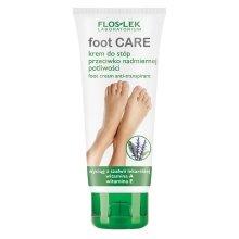 Парфюми, Парфюмерия, козметика Крем-антиперспирант за крака - Floslek Foot Cream-Antitranspirant