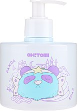 Парфюмерия и Козметика Течен сапун за ръце - Oh!Tomi Panda Liquid Soap