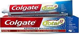"""Парфюми, Парфюмерия, козметика Паста за зъби """"Комплексно избелване"""" - Colgate Advanced White"""