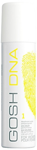 Дамски дезодорант - Gosh DNA For Women 1