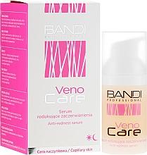 Парфюмерия и Козметика Серум за лице против зачервявания - Bandi Professional Veno Care Anti-Redness Serum