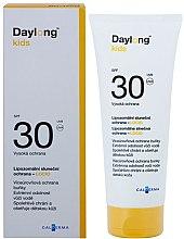 Парфюмерия и Козметика Детско слънцезащитно мляко за лице - Daylong Baby SPF 30