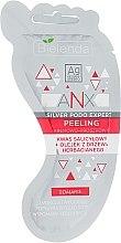 Парфюмерия и Козметика Крем-скраб за крака - Bielenda ANX Podo Detox Foot Scrub Cream