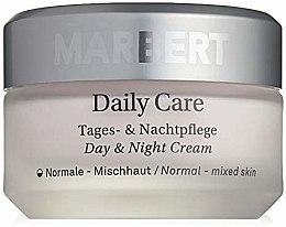Парфюми, Парфюмерия, козметика Дневен и нощен крем за нормална и комбинирана кожа - Marbert Basic Care Daily Care