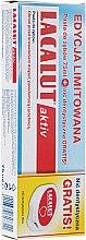Парфюми, Парфюмерия, козметика Комплект паста и конец за зъби - Lacalut Aktiv (t/paste/75ml + floss)