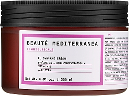 Парфюмерия и Козметика Пептиден крем за лице с ботокс ефект - Beaute Mediterranea Botox Like Syn Ake Cream