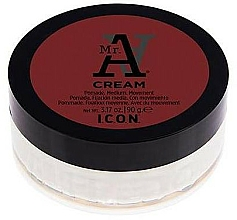 Парфюмерия и Козметика Крем-помада за оформяне на коса - I.C.O.N. MR. A. Cream