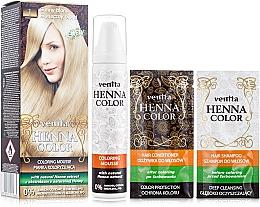Парфюмерия и Козметика Мус-боя за коса - Venita Henna Color Coloring Mousse