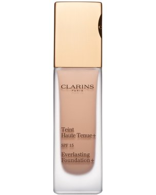 Устойчив крем фон дьо тен - Clarins Everlasting Foundation+ SPF 15