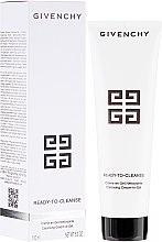 Парфюмерия и Козметика Измиващ крем-гел за лице - Givenchy Ready-To-Cleanse Gel en Creme Nettoyante