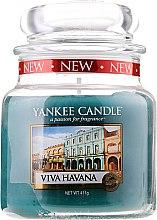 "Ароматна свещ ""Вива Хавана"" - Yankee Candle Viva Havana — снимка N1"