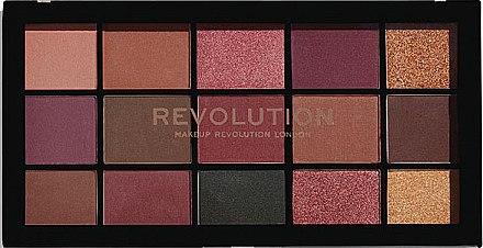 Палитра сенки за очи - Makeup Revolution Re-Loaded Palette
