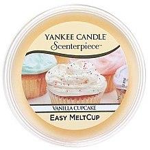 Парфюмерия и Козметика Ароматен восък - Yankee Candle Vanilla Cupcake Melt Cup