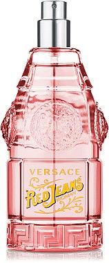 Versace Red Jeans - Тоалетна вода (тестер без капачка)