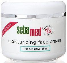 Парфюми, Парфюмерия, козметика Овлажняващ крем - Sebamed Moisturing Face Cream Sensitive Skin