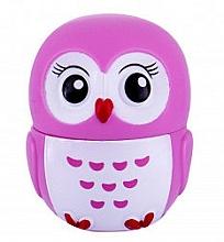 Парфюмерия и Козметика Балсам за устни с аромат на малина - Cosmetic 2K Lovely Owl Balm Raspberry
