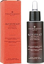 Парфюми, Парфюмерия, козметика Овлажняващ серум за лице - Philip Martin's Olivextract Hydrating Serum