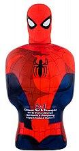 """Парфюми, Парфюмерия, козметика Душ гел """"Спадър мен"""" - Marvel Spiderman Shower Gel 2 in 1"""