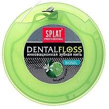 """Парфюми, Парфюмерия, козметика Конец за зъби """"Бергамот и лайм"""" - SPLAT Professional DentalFloss"""