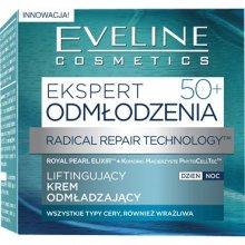 Парфюми, Парфюмерия, козметика Универсален подмладяващ крем за лице - Eveline Cosmetics Ekspert Cream