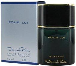 Парфюми, Парфюмерия, козметика Oscar de la Renta Oscar de la Renta Pour Lui - Тоалетна вода