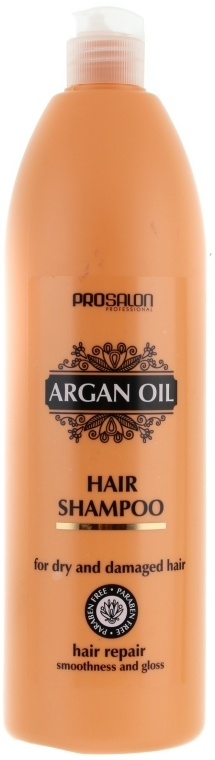 Шампоан с арганово масло - Prosalon Argan Oil Shampoo