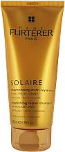 Парфюмерия и Козметика Възстановяващ шампоан за коса след слънце - Rene Furterer Solaire Nourishing Repair Shampoo