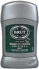 Парфюми, Парфюмерия, козметика Brut Parfums Prestige Original - Стик дезодорант