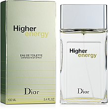 Парфюми, Парфюмерия, козметика Christian Dior Higher Energy - Тоалетна вода