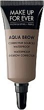 Парфюмерия и Козметика Коректор за вежди - Make Up For Ever Aqua Brow Wateproof Eyebrow Corrector