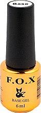 Парфюми, Парфюмерия, козметика UV Базово покритие - F.O.X Grid Base Gel