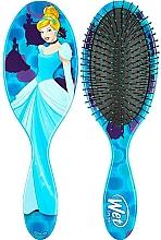 """Парфюмерия и Козметика Четка за коса """"Пепеляшка"""" - Wet Brush Disney Princess Original Detangler Cinderella"""