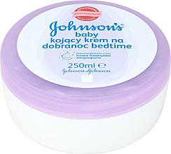 Парфюми, Парфюмерия, козметика Успокояващ детски крем - Johnson's Baby