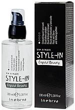 Парфюмерия и Козметика Флуид за блестяща коса - Inebrya Style-In Crystal Beauty